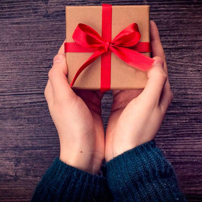 День дарения подарков